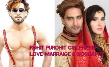 rohit purohit biography & marriage