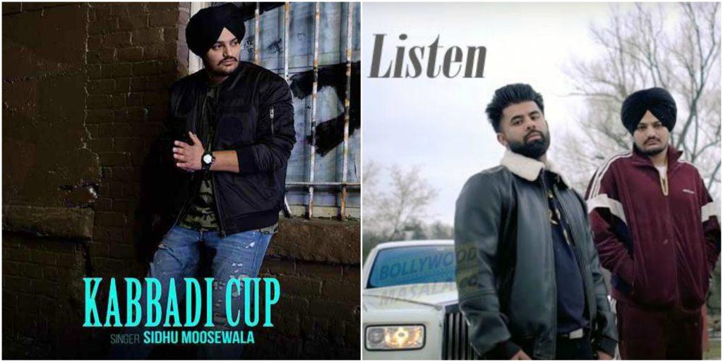 Sidhu Mossie Wala Top Songs
