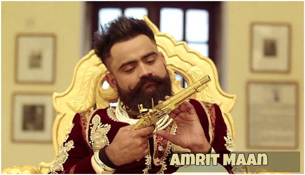 Amrit Maan biography