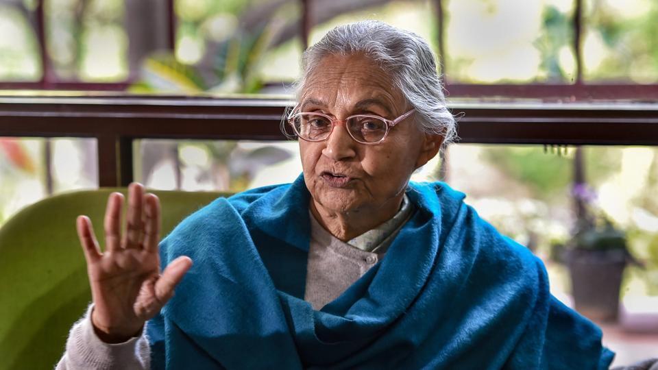 Sheila Dikshit networth