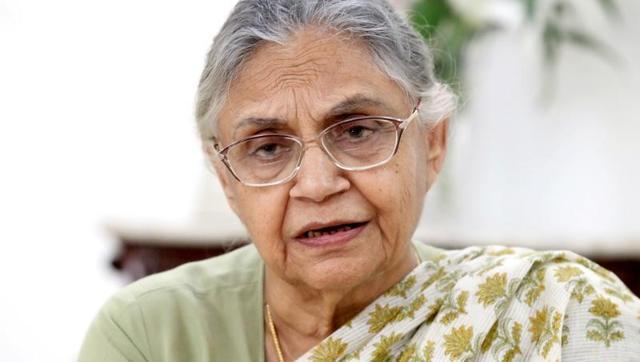 Sheila Dikshit wiki